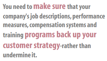 WINNING CUSTOMER LOYALTY IS THE KEY TO A WINNING CRM STRATEGY •