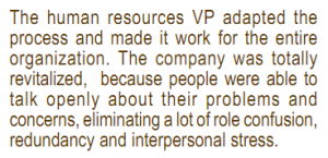 Long quote on human resources VP