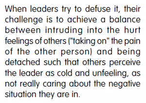 Long quote about achieving balance