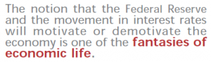 Quote on Federal Reserve