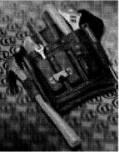 Image of a hammer and other tools