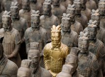 Photo: Terracotta Warriors
