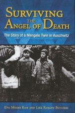 """Image of a book called """"Surviving the Angel of Death"""""""