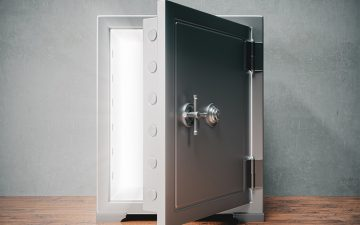 Open Safe With Light