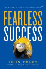 Book Cover of Fearless Success written by John Foley