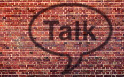 Talk to the wall